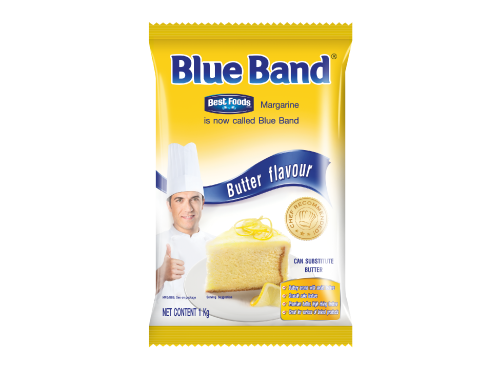 Blue Band Butter <br>Flavoured Margarine