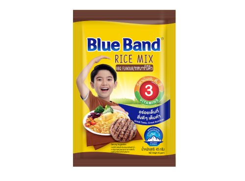 Blue Band Rice Mix <br>BBQ Flavour