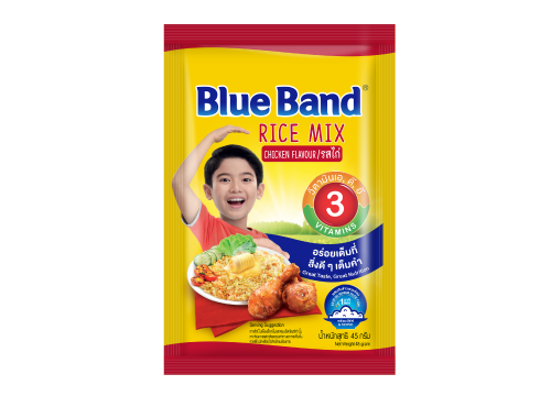 Blue Band Rice Mix <br>Chicken Flavour